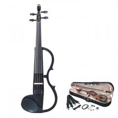 야마하 사일런트 바이올린 SV130S (Black)