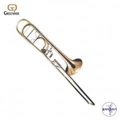 그린호 테너 트럼본 GB4-0G Gold Brass GREENHOE