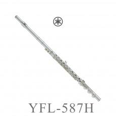 야마하 플룻 YFL587H