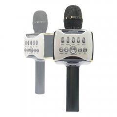 힐링송 Q33 블루투스마이크 투씽기능 AUX OUT 차량연결 FM라디오연결 음향장비연결