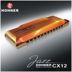 호너 HOHNER 크로모니카 하모니카 CX12 재즈 12홀 C장조