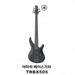 야마하 베이스기타 TRBX505