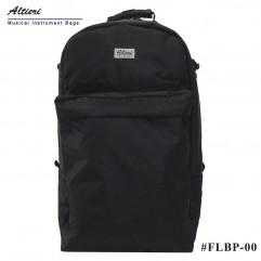 알티에리 가방 Altieri 플루트 랩탑 백팩 - 블랙