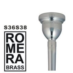 로메라 튜바 마우스피스 S36S38