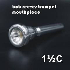 밥리브스 클래식 시리즈 트럼펫 마우스피스 1½C