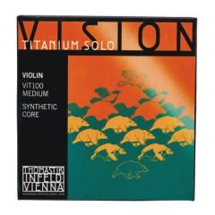비젼 티타늄 솔로 VISION solo 바이올린 줄 세트 VIT100