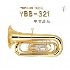 중고상품 야마하 튜바 BBb YBB321
