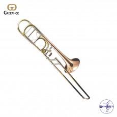 그린호 테너 트롬본 GC4-1R Red Brass GREENHOE