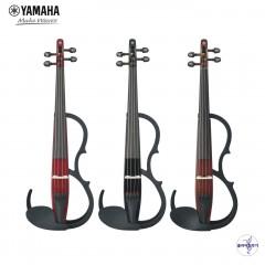 야마하 사일런트 바이올린 YSV-104 (Black,Red)
