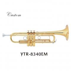 야마하 커스텀 트럼펫 YTR8340EM 에릭미야시로 모델