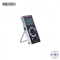 세이코 디지털 메트로놈 전자 박자기 3채널 SQ200
