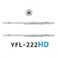 야마하 플룻 YFL222HD  플루트 YFL222 업그레이드 21년 신모델 플루트